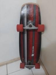 Skate simulador de surf Red Nose