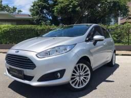 New Fiesta Titanium 2015 Automático Completo