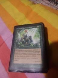 Lote com 50 cartas de Magic: The Gathering