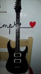 Guitarra ibanez aceita proposta.