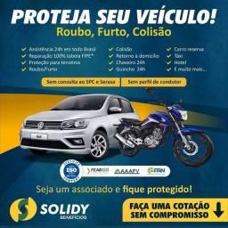 Proteção veicula carro motos caminhões