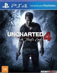 Kit com dois jogos para PS4