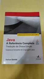 Livro - Java: A Referência Completa (herbert Schildt)