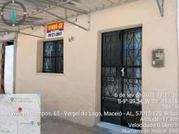 Vendo Casa Vergel R$ 80.000,00 escriturada e registrada