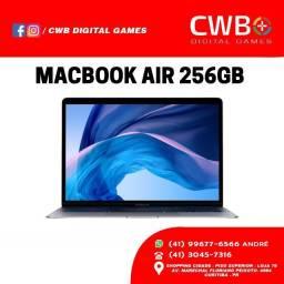 MacBook Air 20,256GB. MWTJ2LL/A. Novo lacrado e garantia apple. Loja física