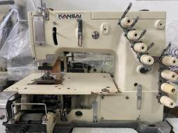 Maquina de costura Elastiqueira