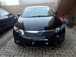 Título do anúncio: Honda civic lxs 2012/2013 automático