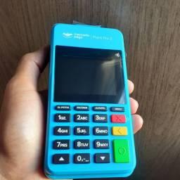 Máquina de cartão (sem aluguel e sem taxa de adesão)