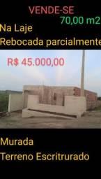 Vende-se essa Casa - Lagoa do Carro - Lajeada