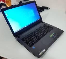 Notebook (i3 5a geração, SSD 120Gb, 4Gb RAM)