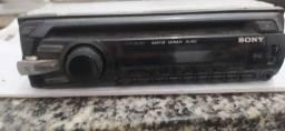 Som automotivo Sony cd usb