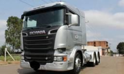 Caminhão Scania Carta Contemplada