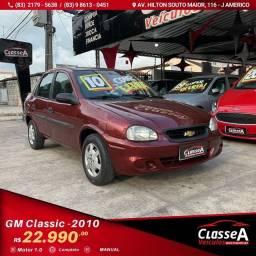 Título do anúncio: Classic Flex 2010 Completo Super Novo