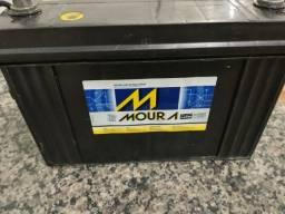 Bateria moura 100 amperes ano