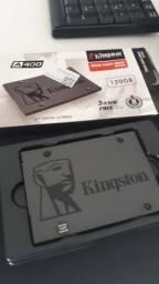 SSD - 120GB (Novo)