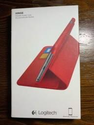 Capa Original Logitech p/ IPhone 6/6s Plus - Novíssima