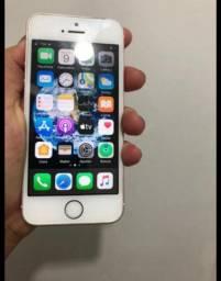 iPhone SE 16 GB. Aceito cartão
