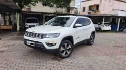 Jeep Compass Longitude Diesel 4x4 AT 2018 Muito novo