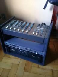Sistema de som para igreja ou salão cód.c25