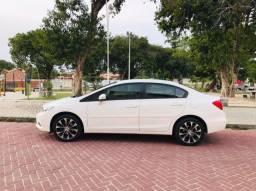 Vendo carro Honda Civic 2.0 LXR 16V flex 4P Automático