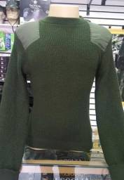 Suéter do Exército VO - Novo ZERO