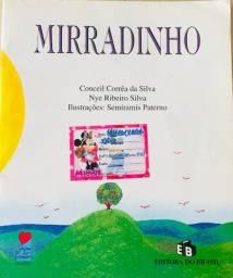 Livro: Mirradinho de Conceil Corrêa/Nye Ribeiro