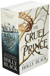 Box The Cruel Prince - Box Principe Cruel em Ingles - Holly Black