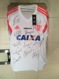 Camisa Oficial Treino Flamengo