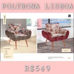 Título do anúncio: Poltrona Lisboa /poltronas Lisboa / poltrona Lisboa / poltrona lisboa