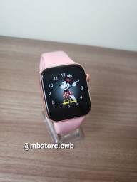 Smartwatch X8 Rosa / Faz Ligações