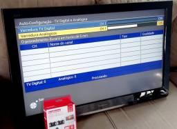 TV DIGITAL 32 POLEGADAS 'ENTREGO