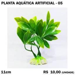 Planta de Aquário Artificial