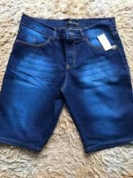 Título do anúncio: Bermudas jeans modelagem