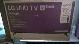 Tv LG 50 UHD 4K