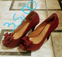 Título do anúncio: Sapatos femenino