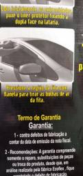 vendo calha de chuva Nissan frotier 2001a2007