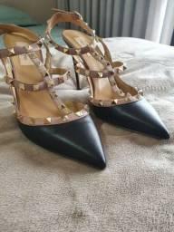 Título do anúncio: Sapato Valentino Rockstud ORIGINAL