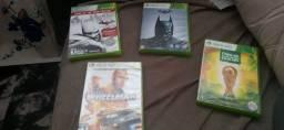 4 jogos de Xbox 360
