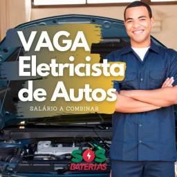 Vaga Para Eletricista de Autos