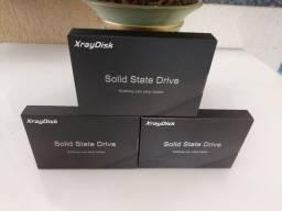 SSD 120gb Xraydisc (Lacrado) Entrega Grátis