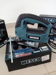 Título do anúncio: Serra tico-tico 850w 127v Wesco 6 velocidades