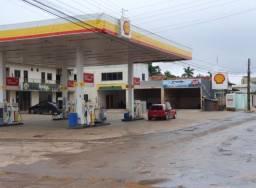 Passo ponto - Posto de Combustível Shell - Formosa GO