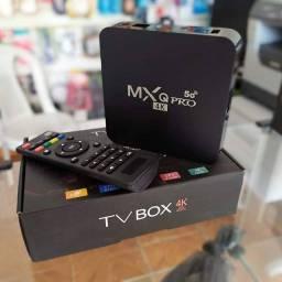 Tv Box, MxQ pro 11.1 258 GB. Testamos antes de enviar, não precisa instalar