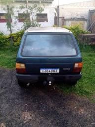 Título do anúncio: Vendo Fiat uno 2001 motor 1.0 R$ 7:900