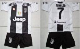 48e91412a0 Conjunto Infantil Futebol