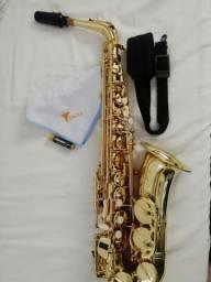 Saxofone Alto completo