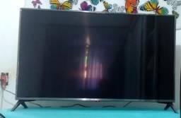 Vendo TV de 49 4k LG Funcionando com Tela Quebrada