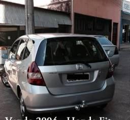 Honda Fit 2004 automático - linha econômica - 2004