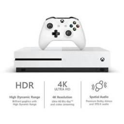 Xbox one s + 30 jogos