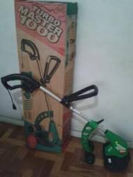 Cortador Grama elétrico-TRAPP 1000